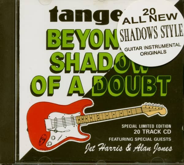 Beyond A Shadow Of A Doubt (CD Album)