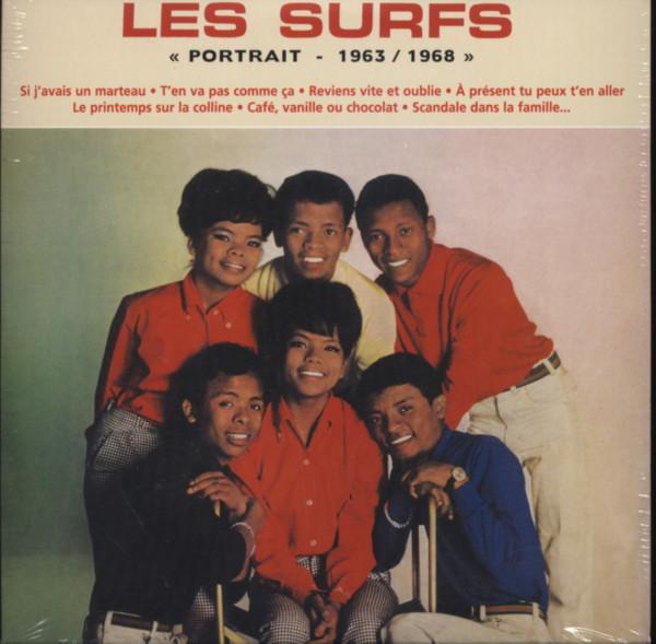 Les Surfs Portrait 1963-68 - Papersleeve