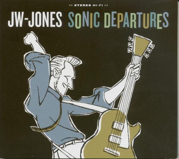 Sonic Departures (CD)