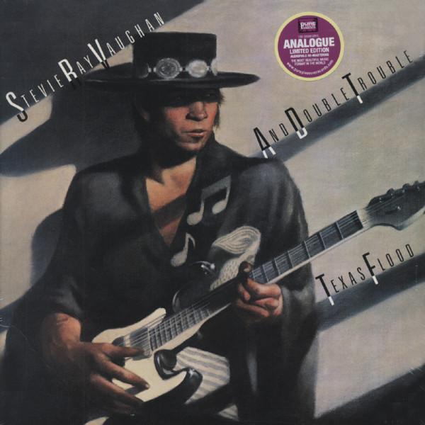 Vaughan, Stevie Ray Texas Flood (2-LP)