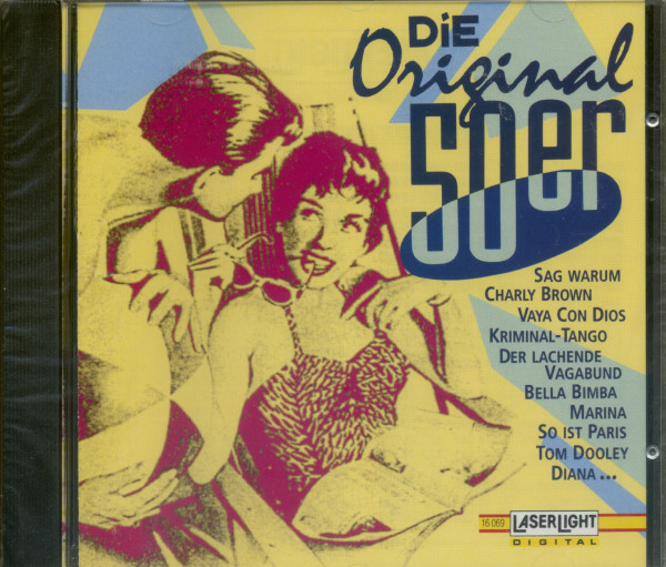 Die Original 50er (CD)