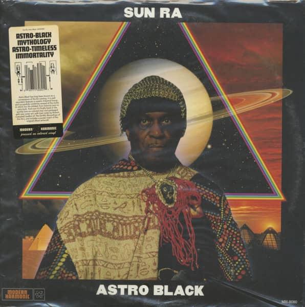 Astro Back (LP)