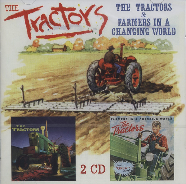 Tractors Tractors & Farmers In A Changing World (2-CD)