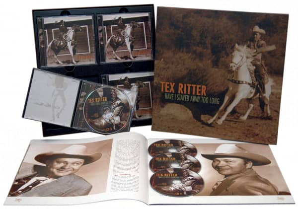 Have I Stayed Away Too Long (4-CD)