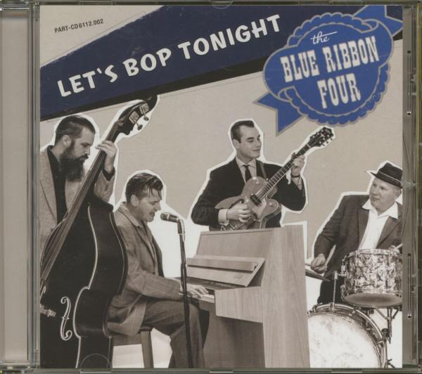 Let's Bop Tonight (CD)