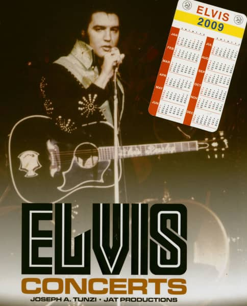 Elvis Concerts - Joseph A.Tunzi