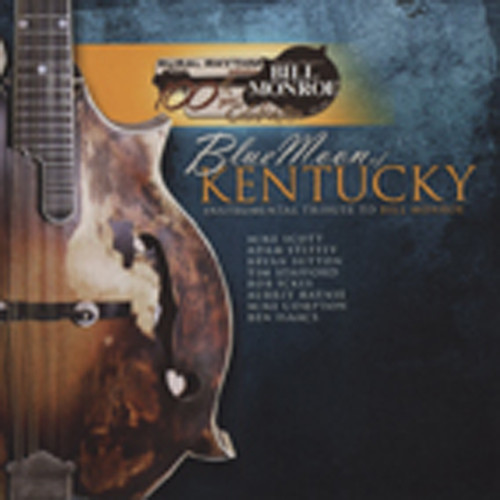 Scott, Mike & Others Blue Moon Of Kentucky: Instrumental Tribute T