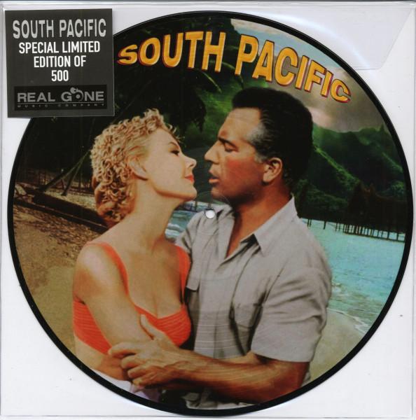 South Pacific - Original Soundtrack (LP, Picture Disc, Ltd.)