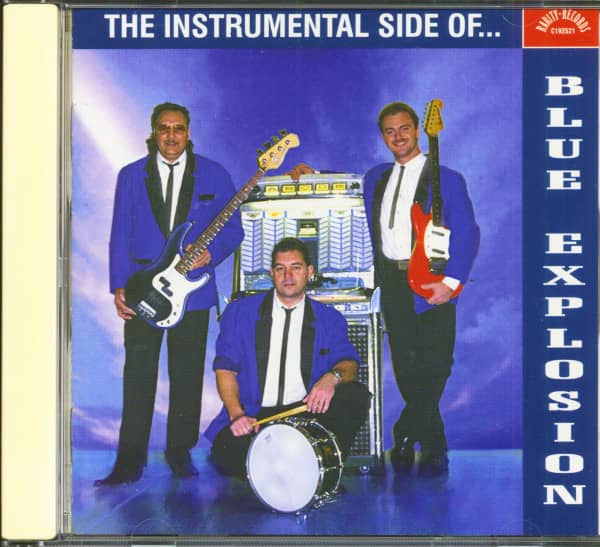 The Instrumental Side Of Blue Explosion (CD)