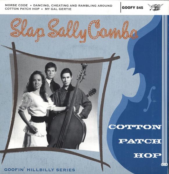 Cotton Patch Hop 7inch, 45rpm, EP