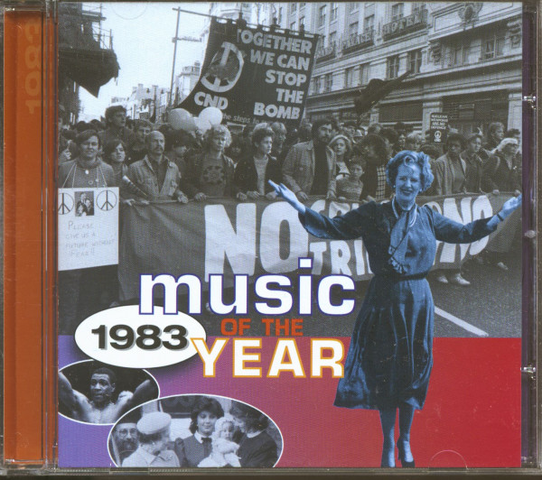 Music Of The Year - 1983 (CD)