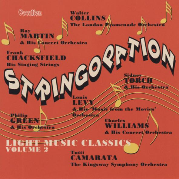 Stringopation - Light Music Classics - Vol.2