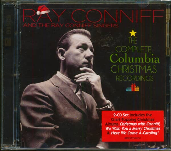 The Complete Columbia Christmas Recordings (2-CD)