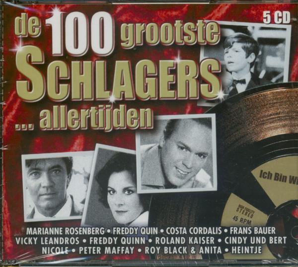 Va 100 Schlager 5-CD