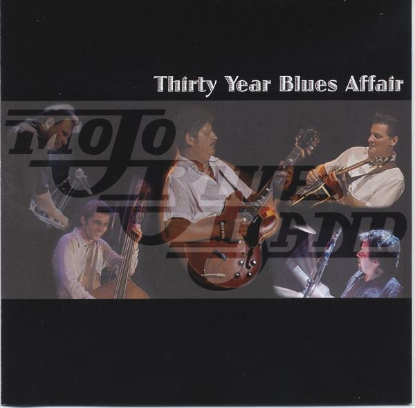Mojo Blues Band Thirty Year Blues Affair (2-CD)