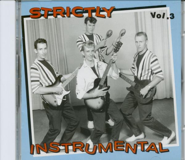 Vol.3, Strictly Instrumental