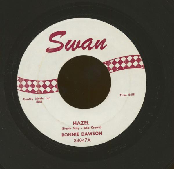Hazel - Ain't That A Kick In The Head (7inch, 45rpm)