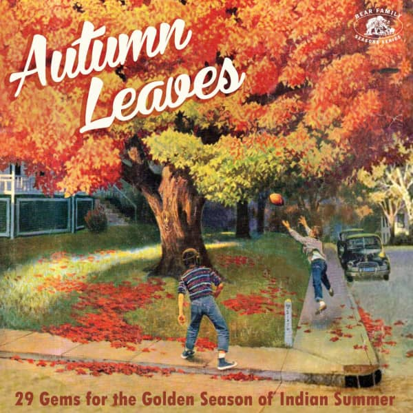 Autumn Leaves – 29 Gems for the Indian Summer (CD)