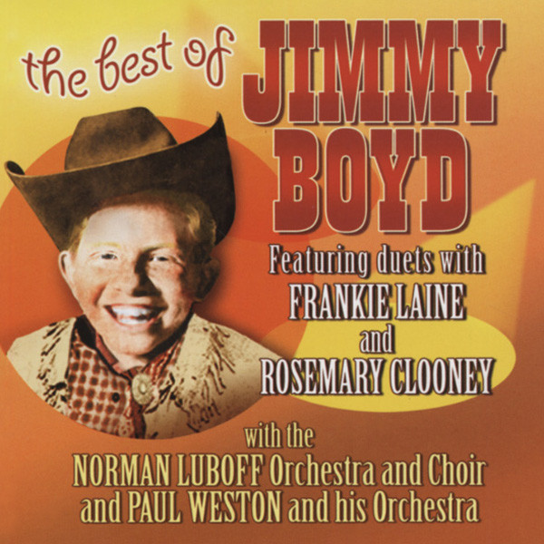 Boyd, Jimmy Best (feat.Rosemary Clooney & Frankie Laine)