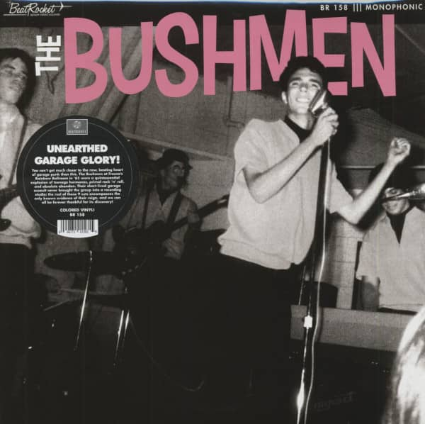 The Bushmen (LP, Colored Vinyl)