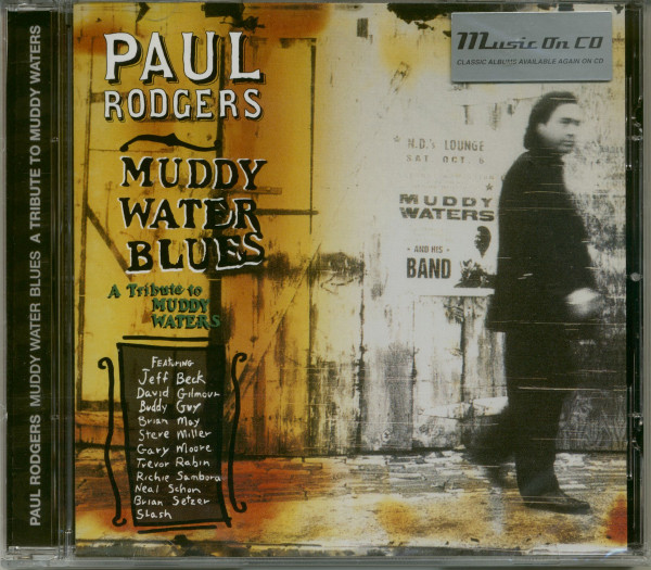 Muddy Water Blues - A Tribute To Muddy Waters (CD)