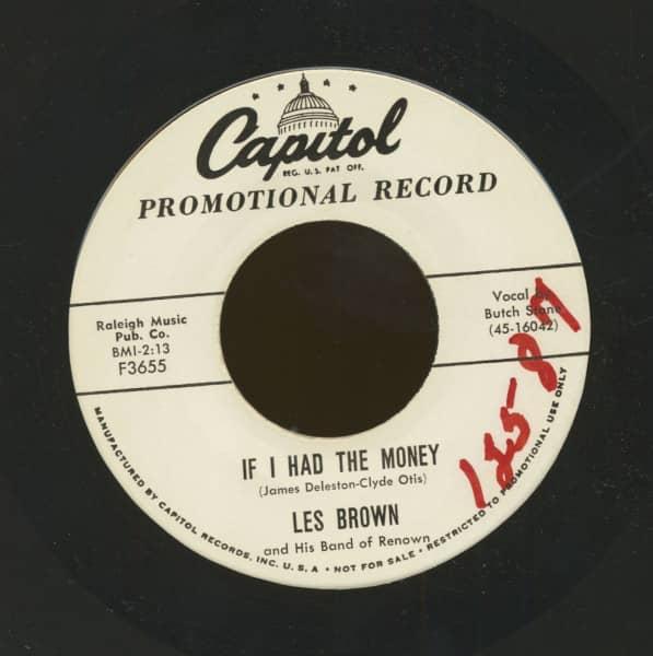 If I Had The Money - Original Joe (7inch, 45rpm)