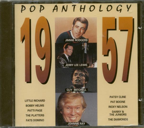 Pop Anthology 1957 (CD)