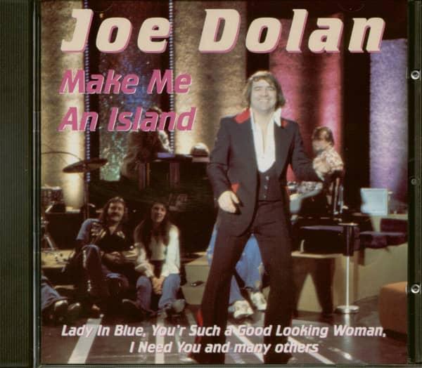 Make Me An Island (CD)