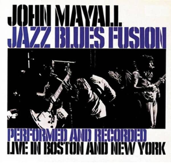 Mayall, John Jazz Blues Fusion