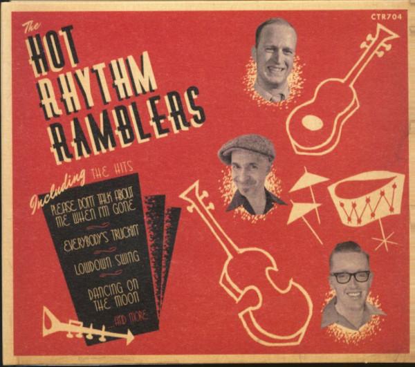 Introducing The Hot Rhythm Ramblers (CD)