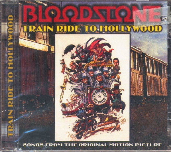 Train Ride To Hollywood - Original Motion Picture Soundtrack (CD, Cut-Out)