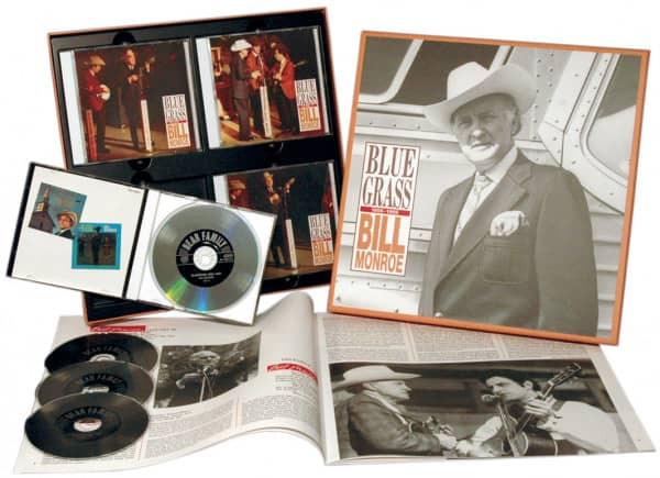 Blue Grass 1959-1969 (4-CD)