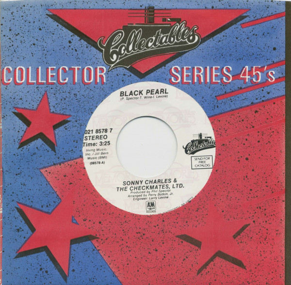 Black Pearl - Love Is All I Have To Give (7inch, 45rpm, BC, CS)