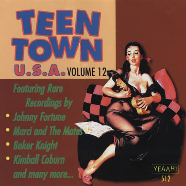 Vol.12, Teen Town USA