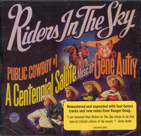 Riders In The Sky Public Cowboy #1...plus (2007)