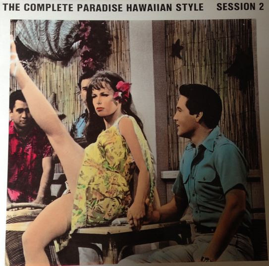 The Complete Paradise Hawaiian Style Sessions Vol.2 (LP)