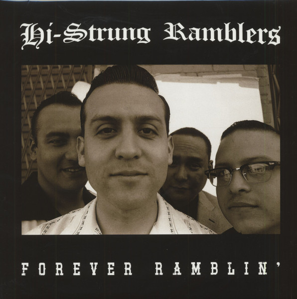 Forever Ramblin' (LP)