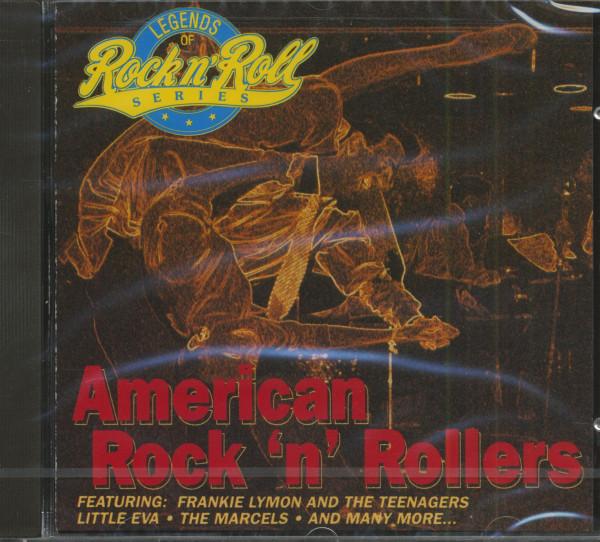American Rock 'n' Rollers - EMI Legends Series (CD)