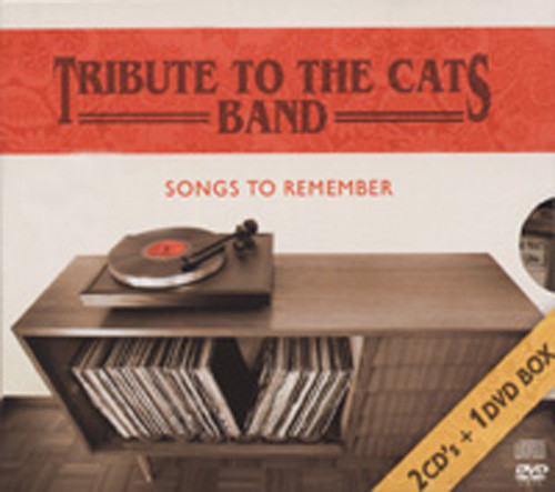 Tribute To The Cats Band Songs To Remember (2-CD&DVD)