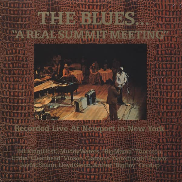 Blues: A Real Summit (2-LP)