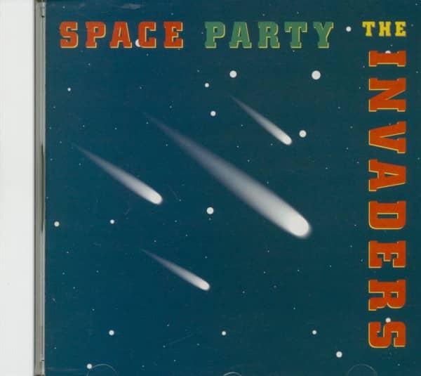 Space Party (CD Album)