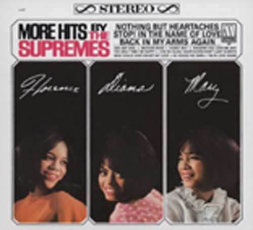 Supremes More Hits By (1965)...plus (2-CD) Limited Ed.