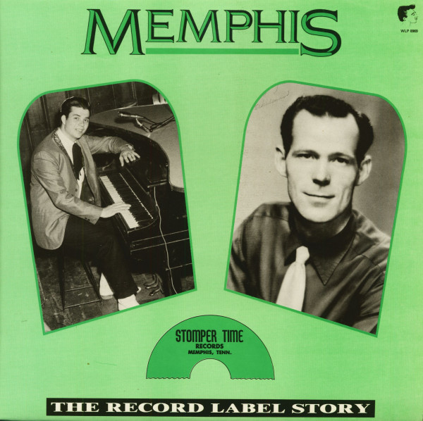 Memphis - The 'Stompertime' Record Label Story (LP)