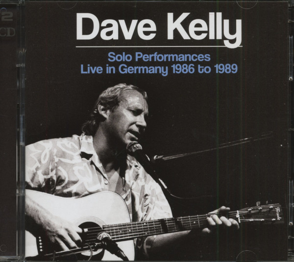 Solo Performances - Live In Germany 1986 to 1989 (2-CD)