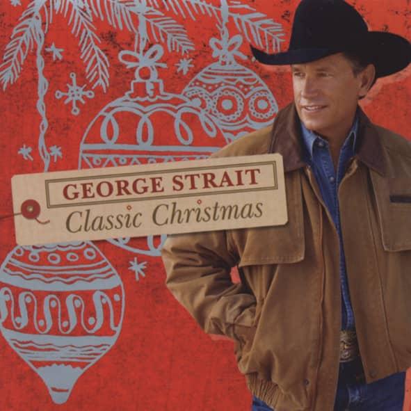 Strait, George Classic Christmas (2008)