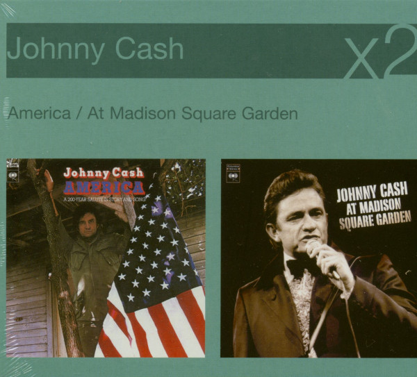 America - At Madison Square Garden 2-CD
