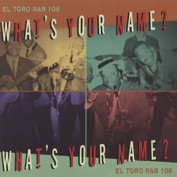 What's Your Name ? (CD)