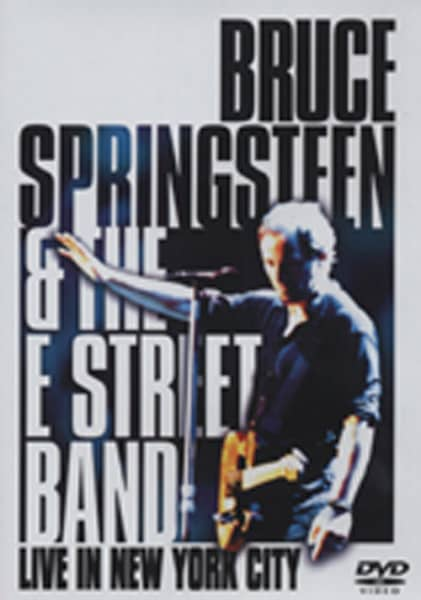 Springsteen, Bruce Live In New York City (2-DVD) (HBO 2001)