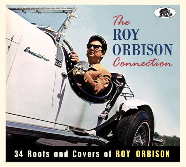 Roy Orbison Connection (CD)