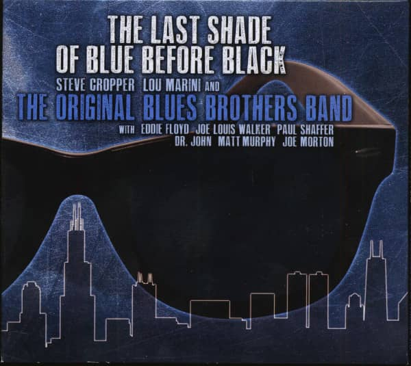 The Last Shade Of Blue Before Black (CD)